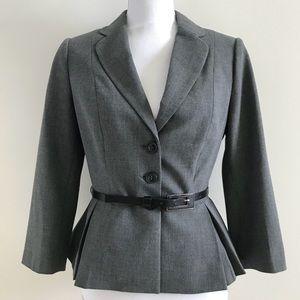 The Limited Gray Blazer Jacket Size S